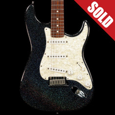 1994 Fender Custom Shop Stratocaster Black Holoflake *SOLD*