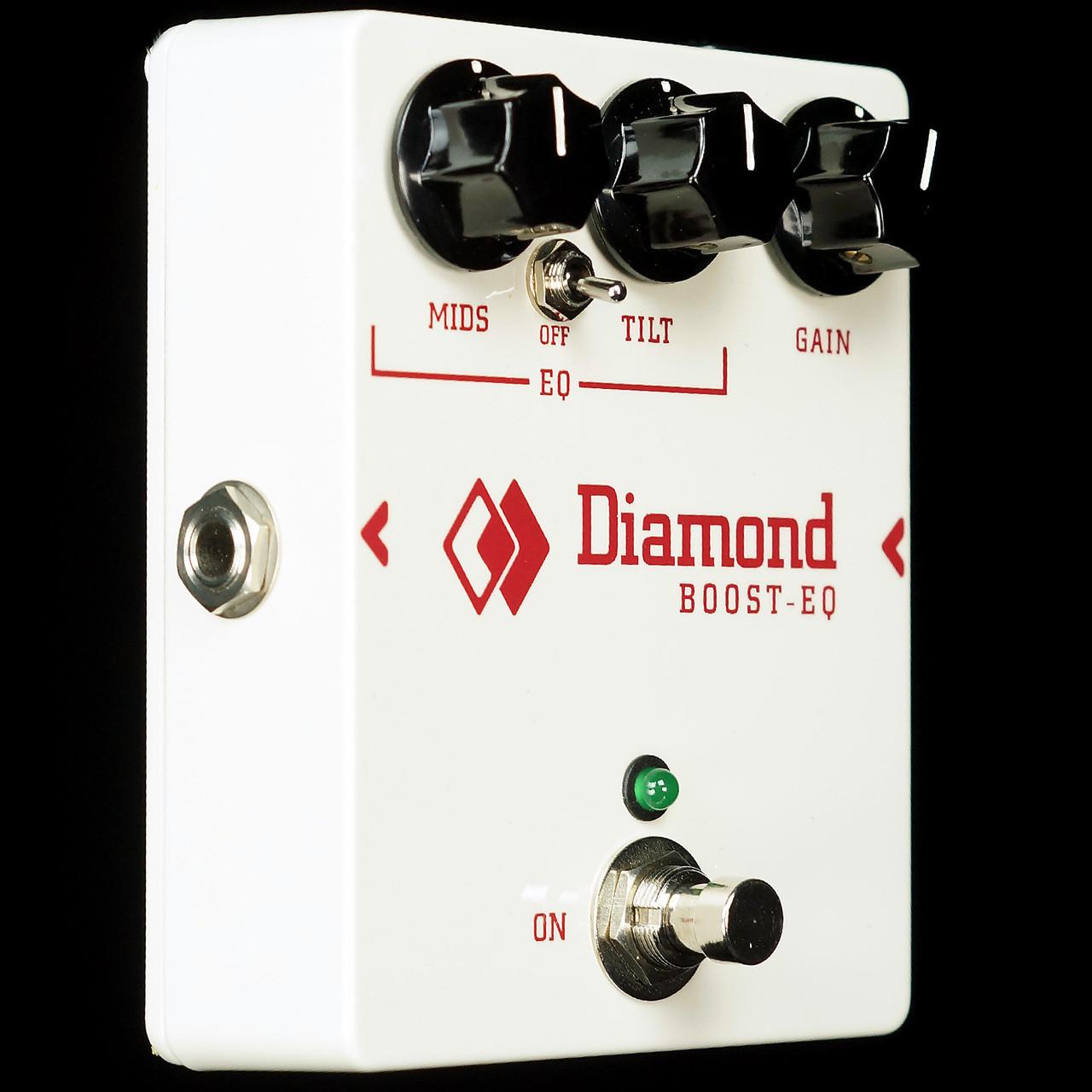 Diamond Boost-EQ Equalizer BEQ 2