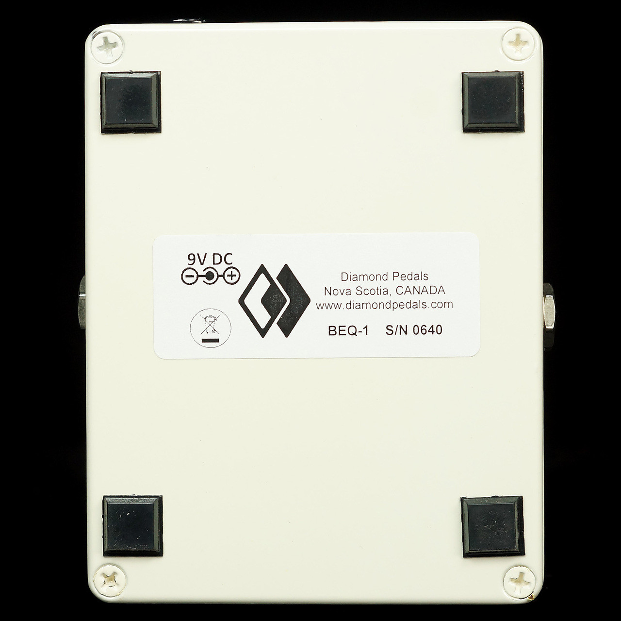 Diamond Boost-EQ Equalizer BEQ 4