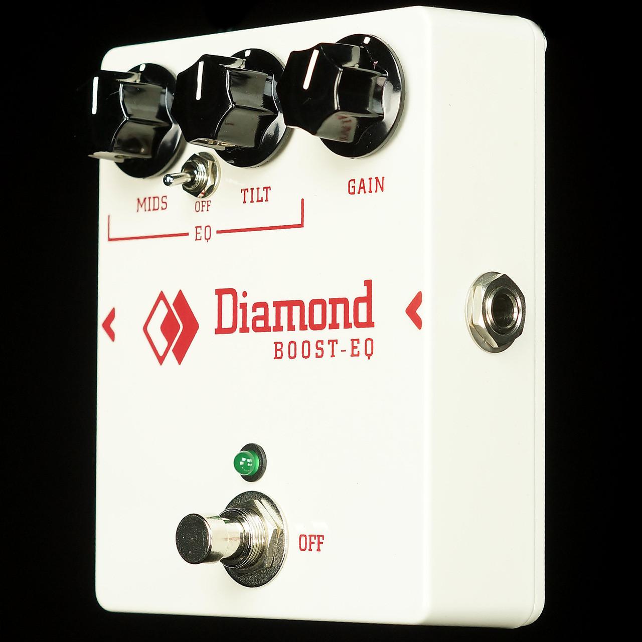 Diamond Boost-EQ Equalizer BEQ 3