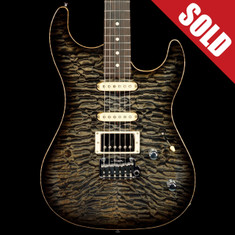 Melancon Custom Artist Trans Black *SOLD*