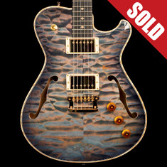 Knaggs Chena T1 Quilt Top Winter Solstice *SOLD*