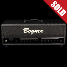 Bogner Uberschall EL34 100W Amp Head