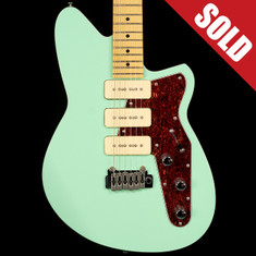 Reverend Jetstream 390 Oceanside Green *SOLD*