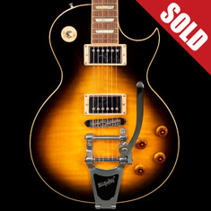 2009 Gibson Les Paul Limited Edition Florentine Tobacco Sunburst *SOLD*