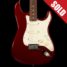 1989 Fender Stratocaster Plus Maroon *SOLD*