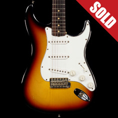 1999 Fender Custom Shop 1960 NOS Reissue Three Tone Sunburst *SOLD*