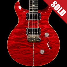 2010 Paul Reed Smith Santana Private Stock #2949 Ruby Red