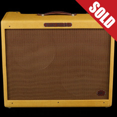 2013 Fender Eric Clapton Twinolux 40w Combo Tweed