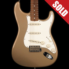 Fender Custom Shop 1969 Closet Classic Shoreline Gold