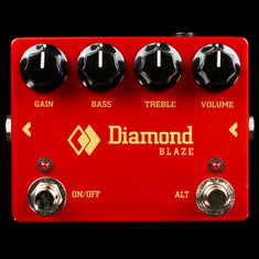 Diamond Blaze Germanium Fuzz Red 1