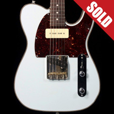 Red Rocket Custom Telecaster Sonic Blue *SOLD*