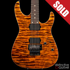 Tom Anderson Angel Tiger Eye Burst