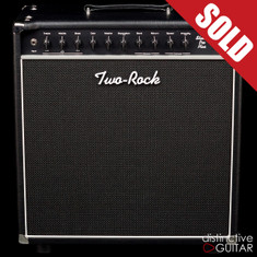 Two Rock Studio Pro 22 Plus 1x12 Combo Black