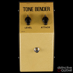 British Pedal Company Vintage MKI Tone Bender Fuzz Gold