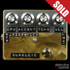 Shin's Music / Dumbloid Special Overdrive Trans Gold Scratch