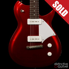 Fano Alt de Facto RB6 Candy Apple Red