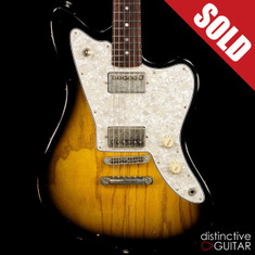 Fano Alt de Facto JM6 Two Tone Sunburst
