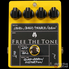 Free The Tone QA-2 Quad Arrow Distortion