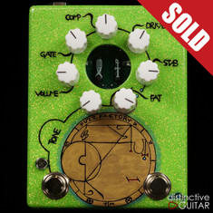 Zvex Custom Painted Fuzz Factory 7 One-Off B106