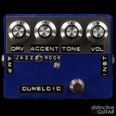 Shin's Music / Dumbloid Special Overdrive Blue Velvet