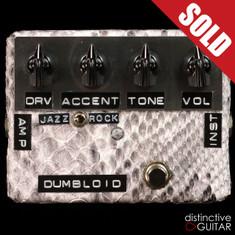 Shin's Music / Dumbloid Special Overdrive Snakeskin