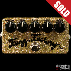 Zvex Custom Painted Fuzz Factory One-Off M067