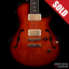 2012 Paul Reed Smith JA-15 Semi-Hollowbody Sunburst