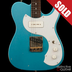Fano Alt de Facto TC6 Ice Blue Metallic