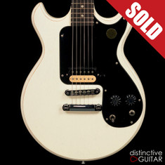 2012 Gibson USA Melody Maker Joan Jett Signature White