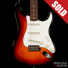 1996 Fender USA 50th Anniversary 1962 Reissue Stratocaster Sunburst