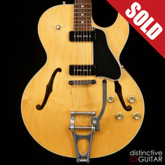 2002 Gibson ES-135 w/ Bigsby Natural