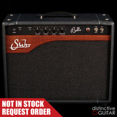 Suhr Bella 22/44 Watt Combo Amplifier Mahogany