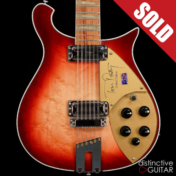 1996 rickenbacker 660 12tp tom petty signature fireglo. Black Bedroom Furniture Sets. Home Design Ideas