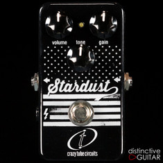 Crazy Tube Circuits Blackface Stardust Overdrive