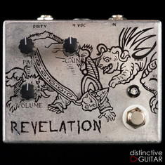 Black Arts Toneworks Revelation SB Super Bass Overdrive
