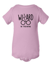 Wizard In Training Baby Infant Lap Shoulder Creeper