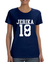 Women's T Shirt Jerika 18 Tee Shirt Cool Trendy Hot Tee
