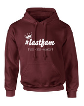 Adult Hoodie Lastfam Trendy Top Cool Hooded Sweatshirt