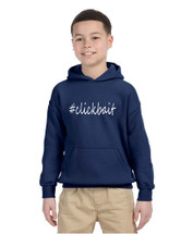 Kids Youth Hoodie Clickbait Cool Hashtag Top Popular Stuff