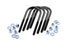 "5/8"" Square U Bolt Set (2.625 X 14.5)"