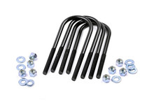 "9/16"" Large Radius U Bolt Set (3.125 X 10.0)"