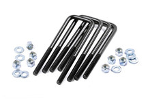 "5/8"" Square U Bolt Set (2.625 X 16.0)"