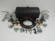 "Get It Right 4 Way 1/2"" Air Management Kit"
