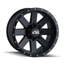 ION 134 Matte Black/Black Beadlock 18x9 8-165.1 0mm 130.8mm