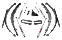 6in Ford Suspension Lift System (1999 Ford F250/F350 Super Duty 4WD)