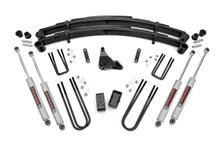 4in Ford Suspension Lift Kit (1999-2004 Ford)(F250/F350 Super Duty)