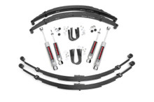 4in International Suspension Lift System (1974-80 Scout II 4WD)
