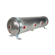 5 Gallon Aluminum MPM Tank 9 Port- Raw