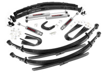 6in GM Suspension Lift System (52in Rear Springs)(77-87 Chevy/GMC)(3/4 Ton Pickup/Suburban)